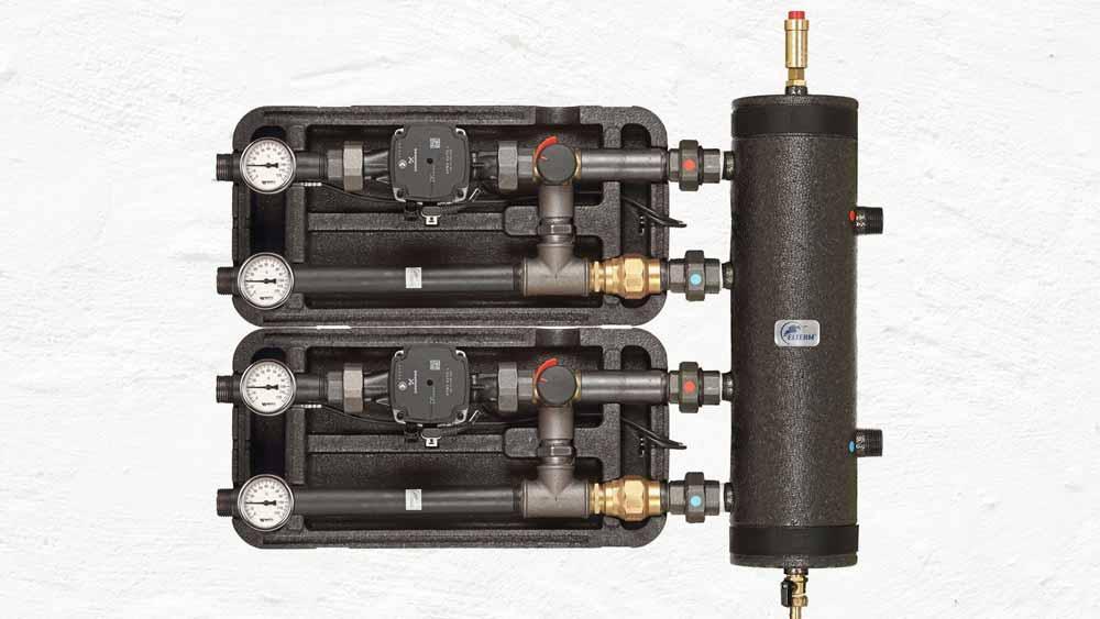 Sprzęgło hydrauliczne - niezbędny element ogrzewania?